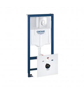 Инсталляция для подвесного унитаза Grohe Rapid SL 4в1 38750001