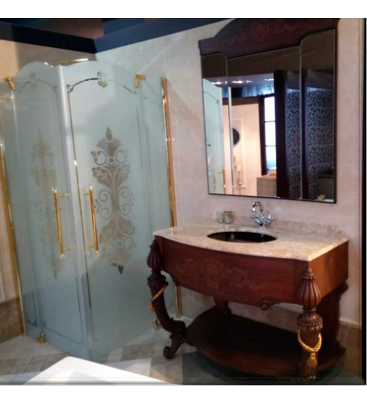 Мебель для ванной Gamadecor Poison