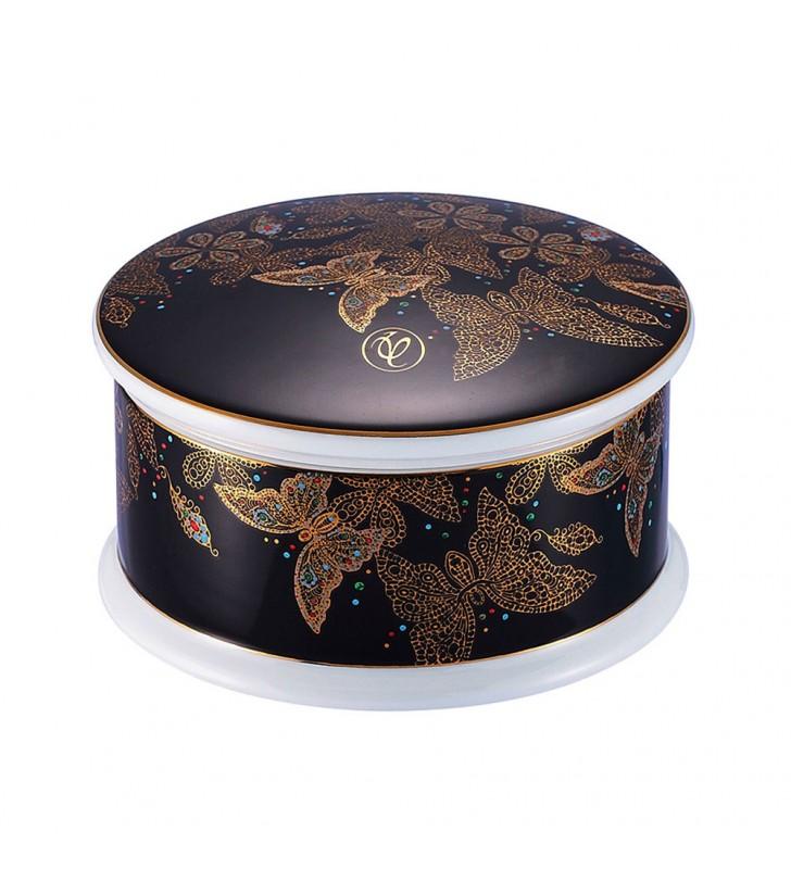 Шкатулка для ювелирных украшений Valentin Yudashkin Butterfly BF-JB-BK