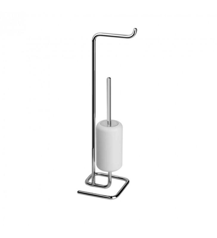 Туалетный гарнитур с держателем туалетной бумаги Gessi Goccia 38067.031