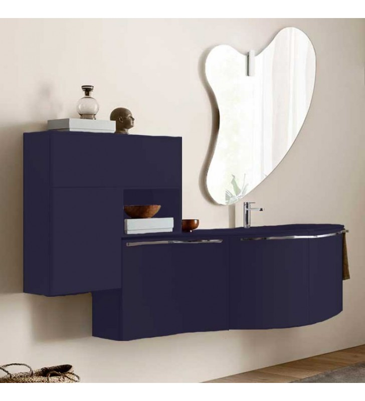 Мебель для ванной Arbi Fusion camp 04