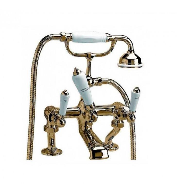 Смеситель для ванны Devon&Devon Dandy MARF40B