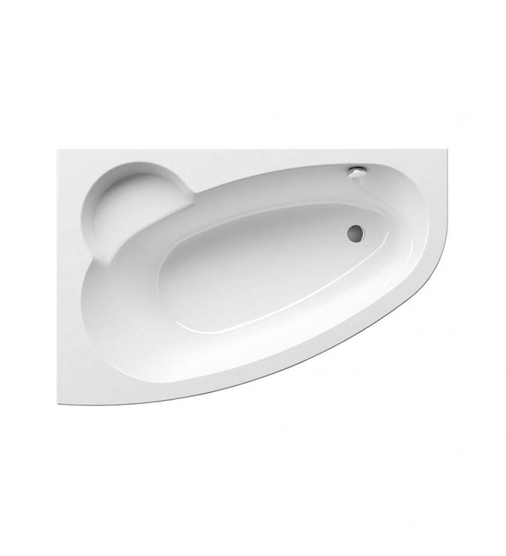 Ванна Ravak Asymmetric C441000000 150x100 L