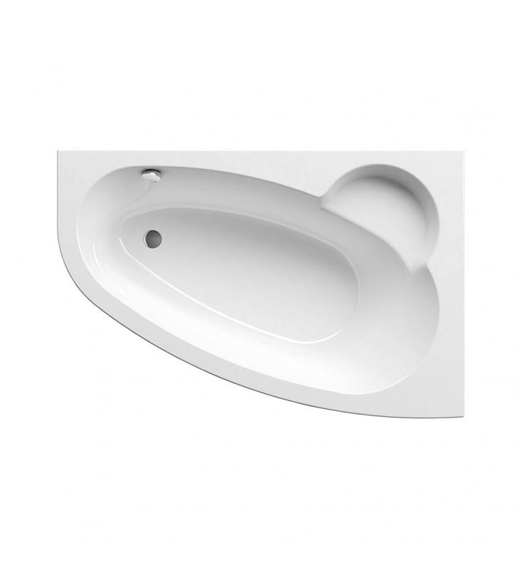 Ванна Ravak Asymmetric C451000000 150x100 R